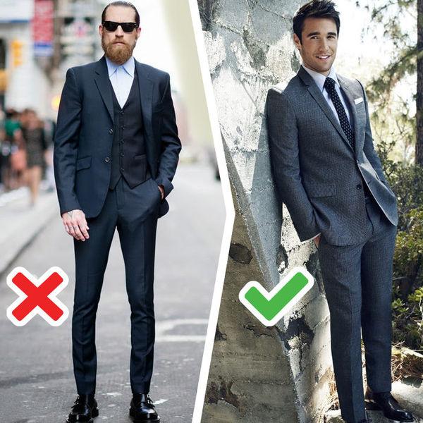 1bc5804fff2 Модный деловой костюм — визитная карточка амбициозного мужчины