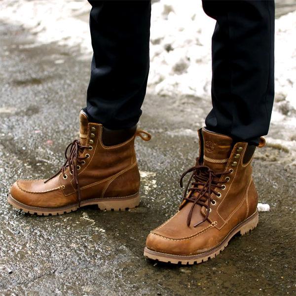49077461 Модная мужская зимняя обувь. 5 стильных вариантов - Я Покупаю
