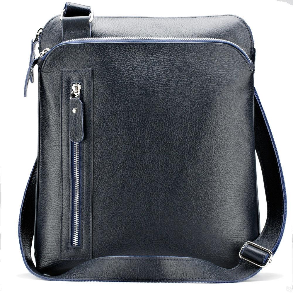 65385c8170af Купить Кожаная сумка Дороти, синяя в Санкт-Петербурге - Я Покупаю