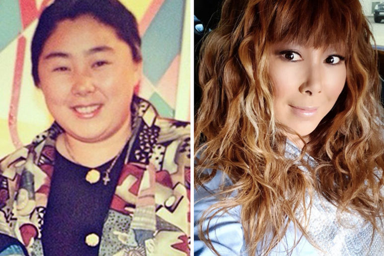История Похудения Анита Цой. Диета Аниты Цой. История похудения