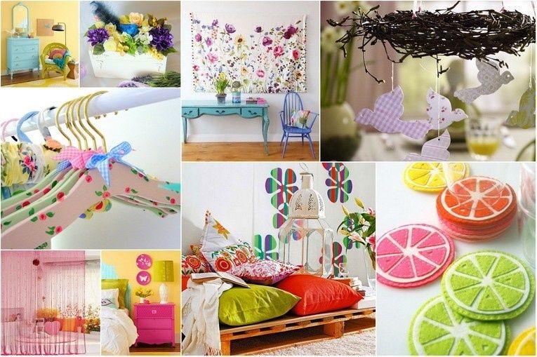 картинки летний декор комнаты своими руками следует отметить, что